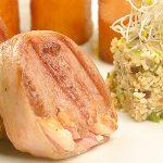 Chuleta de cordero | Lamb chop